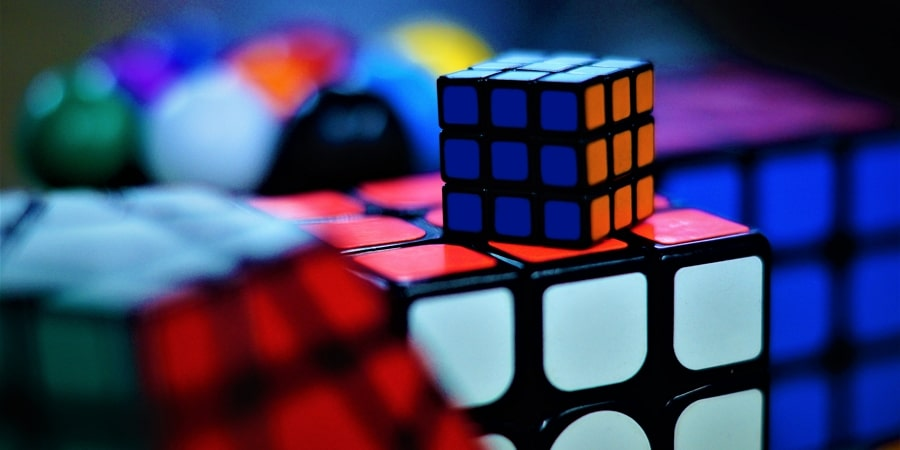 The Rubik's Cube for Logical Reasoning
