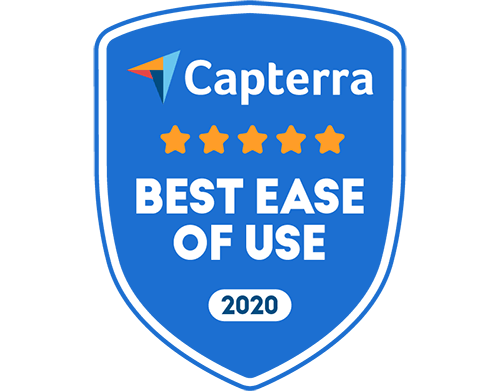 Capterra Ease of Use for Mentoring Nov-2020